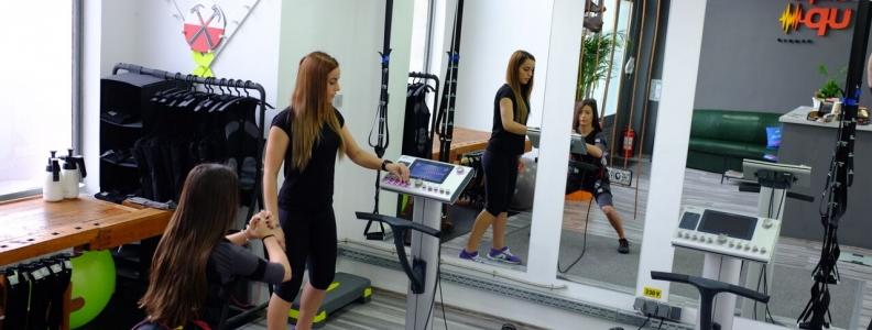 EMS Fitness in recuperarea medicala